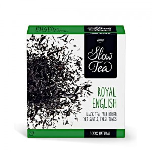 ROYAL ENGLISH SLOW TEA