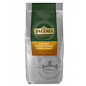 JACOBS CAFÉ CRÉME EXPORT TRADITIONAL - ZIARNISTA